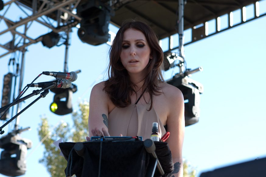 """WATCH: Chelsea Wolfe Releases New Video For """"Carrion Flowers"""""""