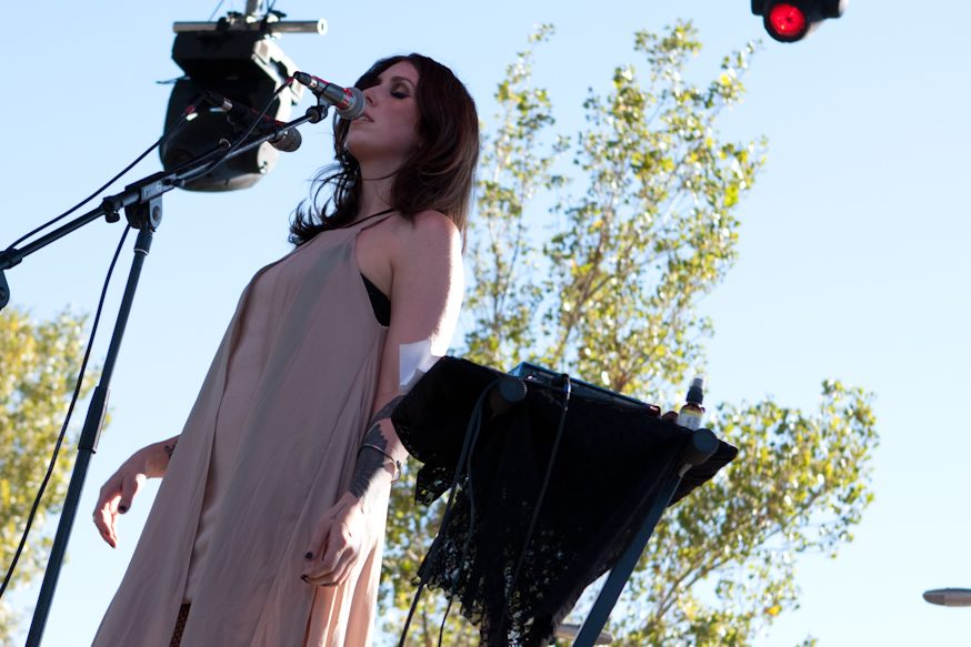 """Chelsea Wolfe Releases New Song """"After The Fall"""""""