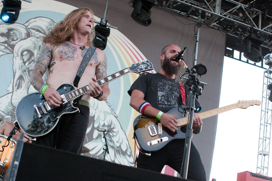 Baroness Announce Summer 2019 Acoustic Record Store Tour Dates