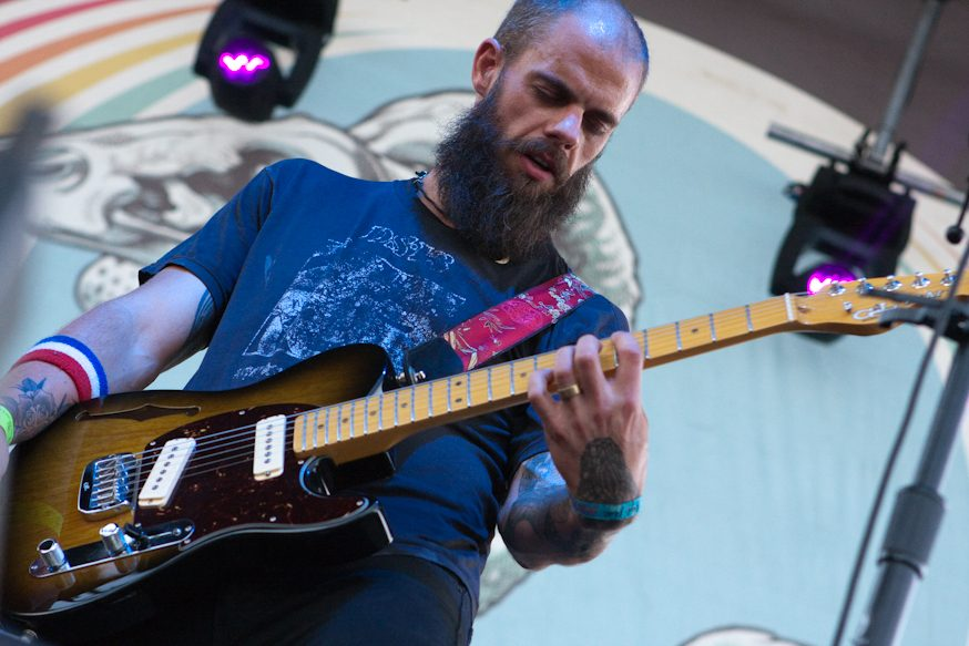 Live Stream Review: Baroness Performs Latest Album Gold & Grey in Full