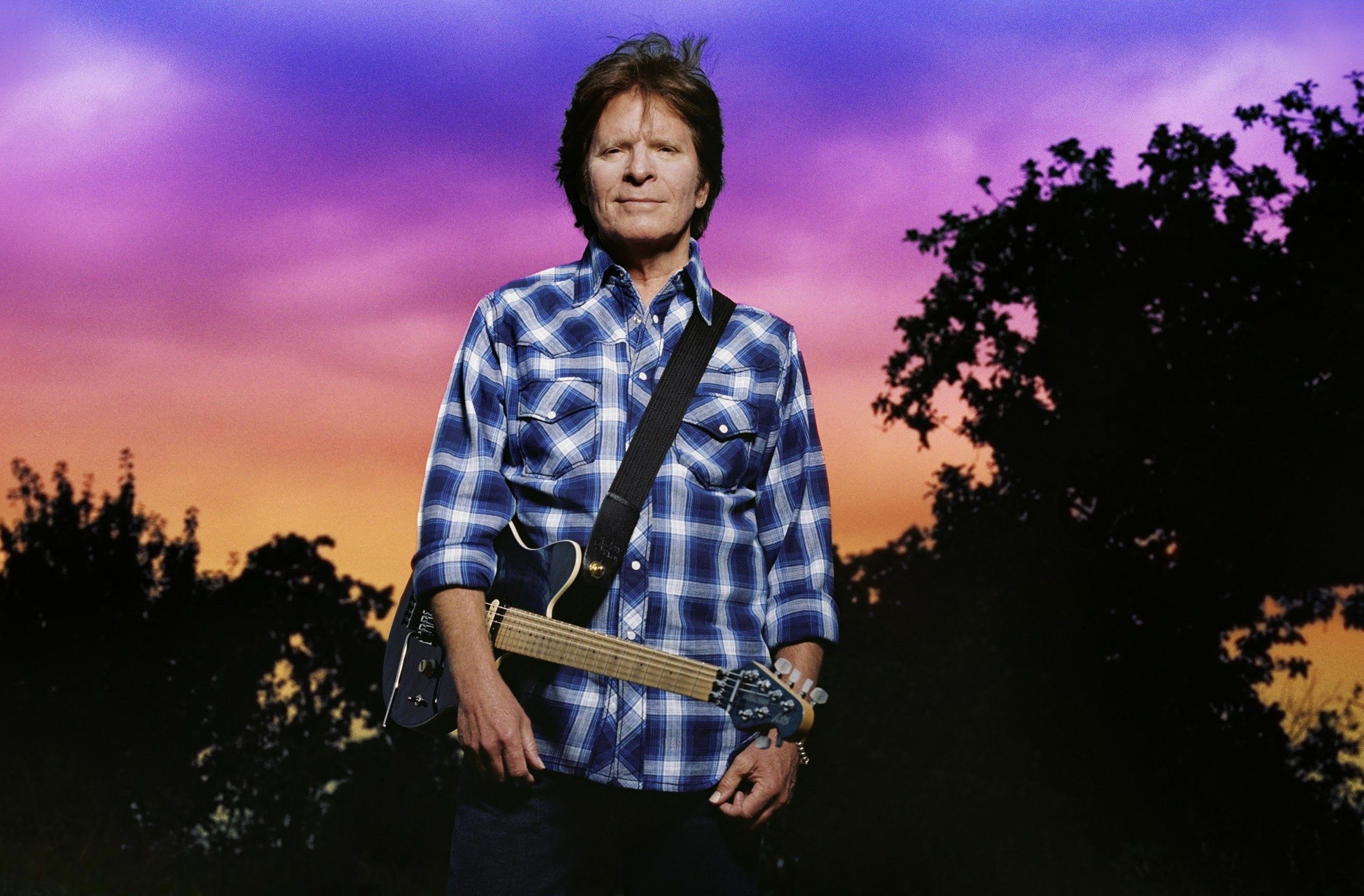 "John Fogerty Takes a Look Back at 2020 on New Song ""Weeping in the Promised Land"""