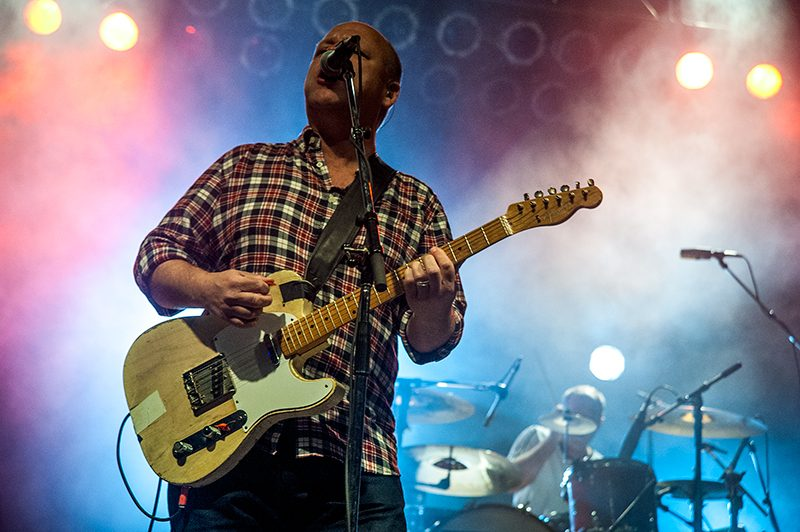 The Pixies Announces Spring 2017 Tour Dates