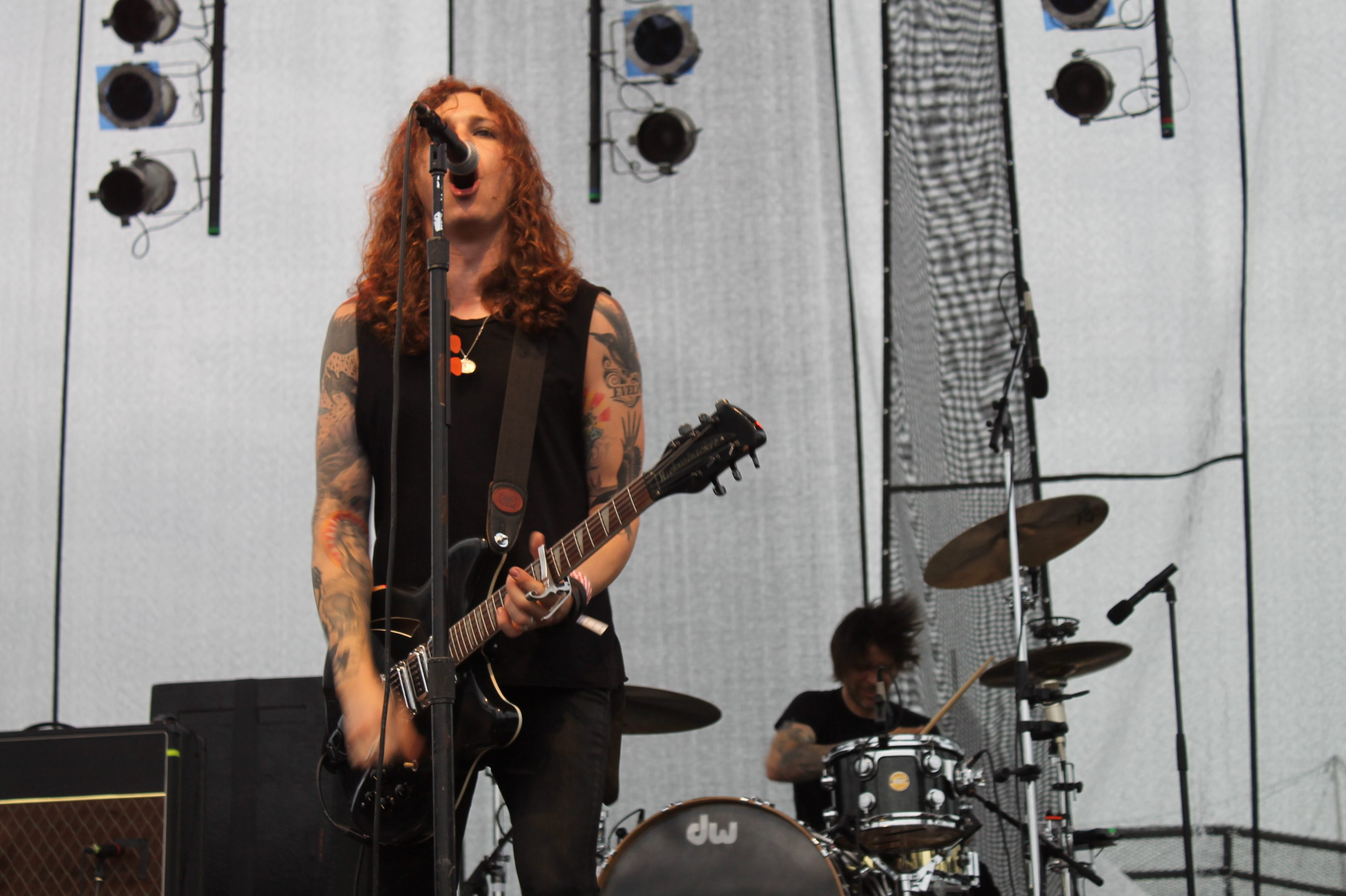 "Against Me! Covers ""People Who Died"" Originally Done by The Jim Carroll Band For New Compilation Songs That Saved My Life"