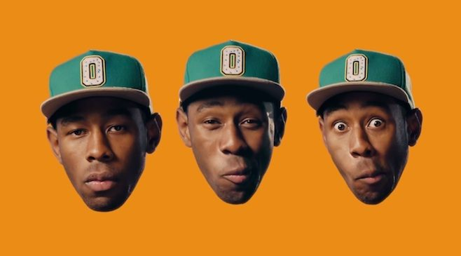 Tyler, the Creator and Kali Uchis at the Staples Center on March 31st