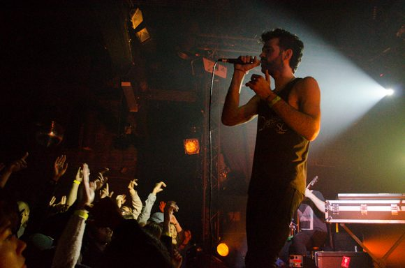 Geographer Performing Live at Barracuda 6/4