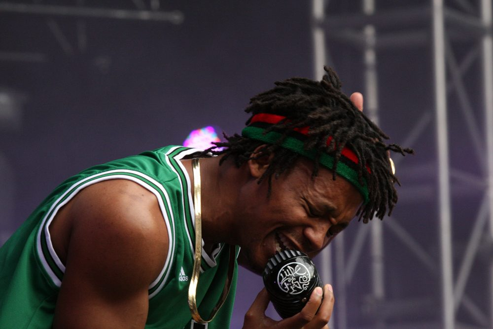 'The Show Goes On' as Lupe Fiasco Performs at The Warfield on 6/20