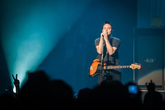 """Mark Hoppus Says """"The Chemo is Working!"""" in Latest Cancer Update"""