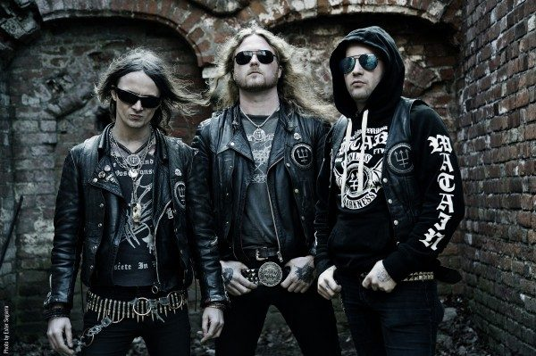 Watain Deny Nazi Sympathizing After Guitarist Appears To Sieg Heil On Stage