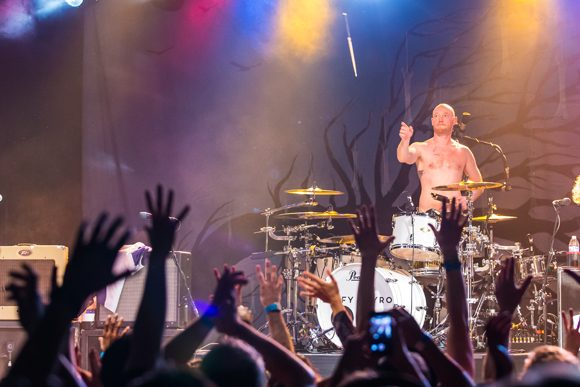 Biffy Clyro Announce New Album Elipsis For July 2016 Release