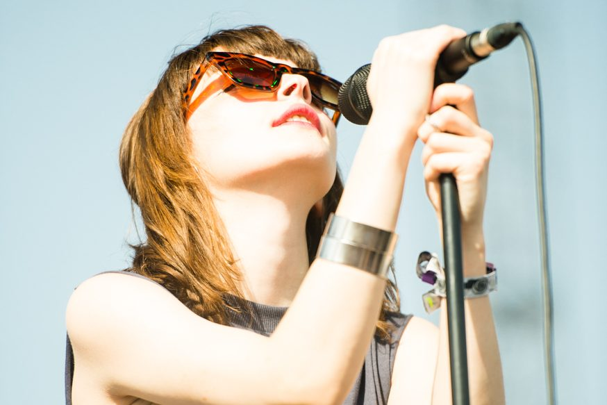 WATCH: Hayley Williams From Paramore Performs With Chvrches On Parahoy! Cruise
