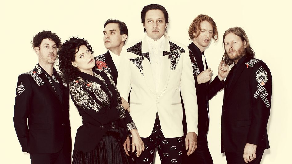 "Arcade Fire Announce Documentary The Reflektor Tapes And Release New Video For ""Porno"""