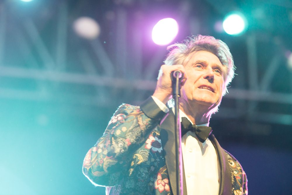 Get Your Rox Off: Bryan Ferry Live at the Hollywood Bowl