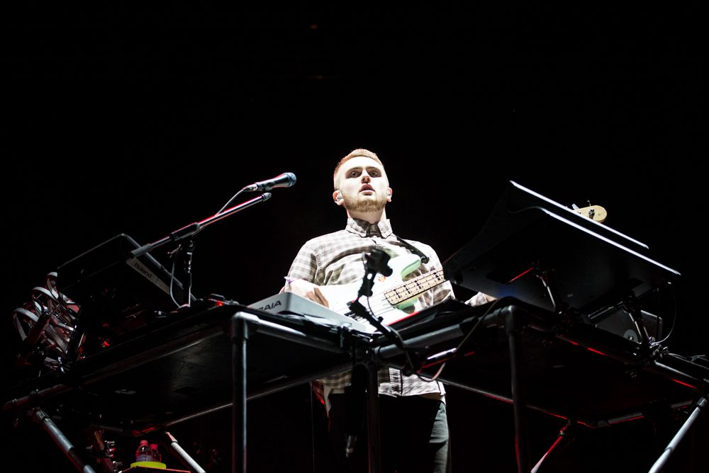 "Disclosure Shares Sweet R&B Tinged Track ""Birthday"" Featuring Kehlani and Syd"