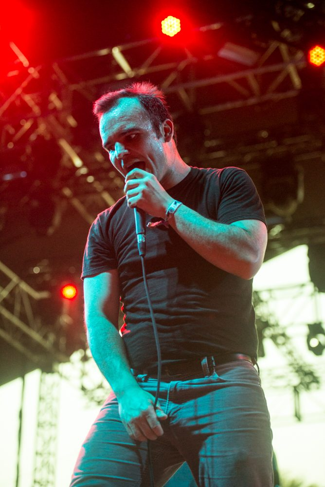 """Future Islands Release Video for New Song """"For Sure"""" Featuring Backing Vocals by Jenn Wasner of Wye Oak"""