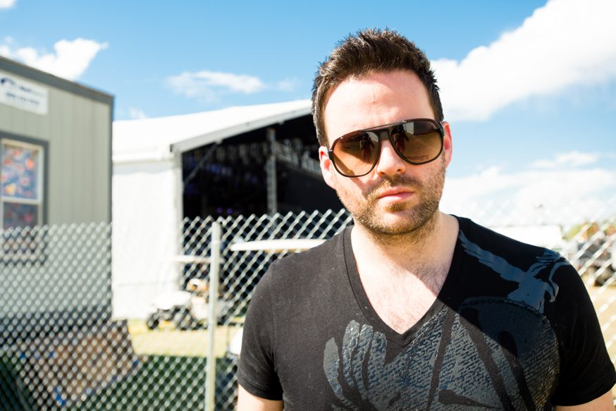 DJ Gareth Emery Returns to the Drive-In OC for Four Nights 12/17-12/20/20