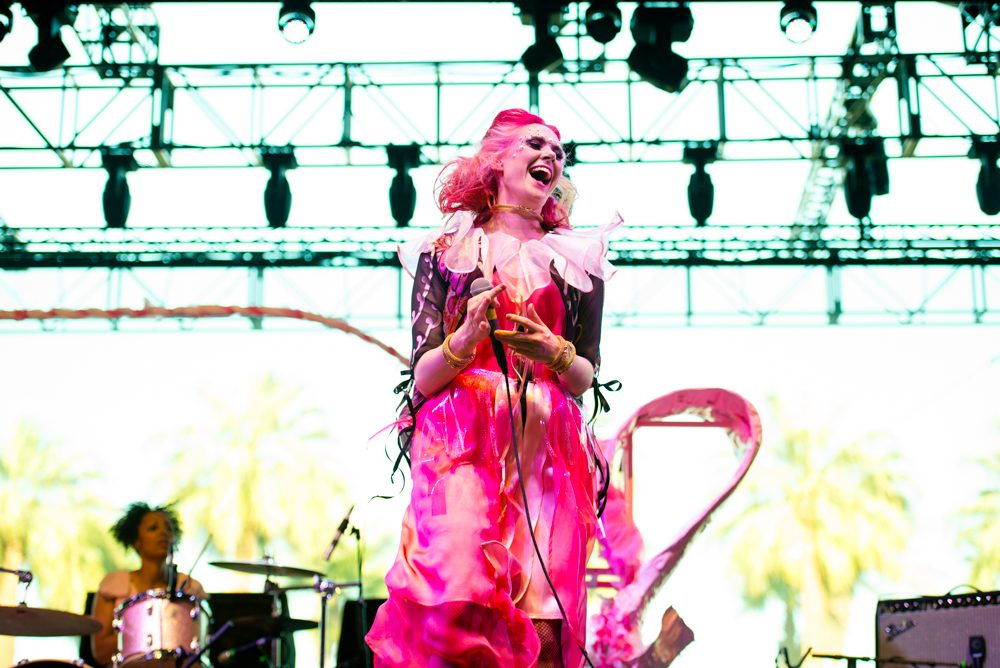 Girlgang Kate Nash and Miya Folick take on the Fonda Theatre April 10th