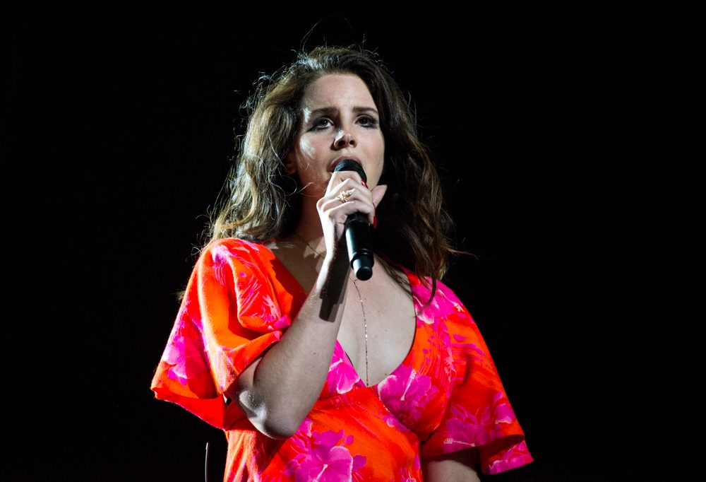 "Lana Del Rey Shares New Song ""Hope Is A Dangerous Thing..."""
