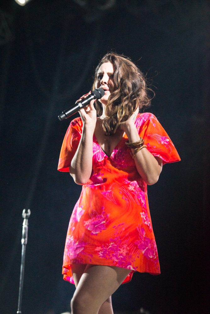 Lana Del Rey Calls Out Kanye West for Trump Support