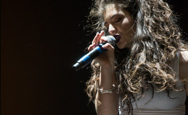 "LISTEN: Lorde Releases New Song ""Liability"" and Announces New Album Melodrama for June 2017 Release"