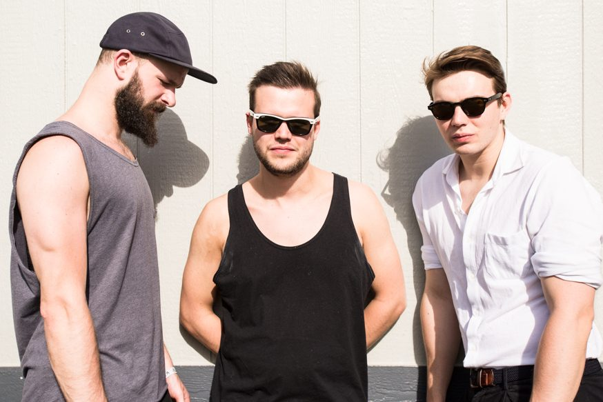 "WATCH: White Lies Releases New Video for ""Morning In LA"""