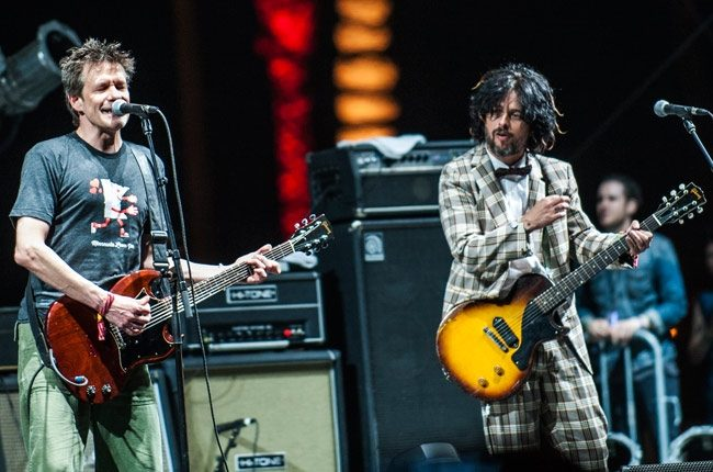 Paul Westerberg Says The Replacements Are Breaking Up Again