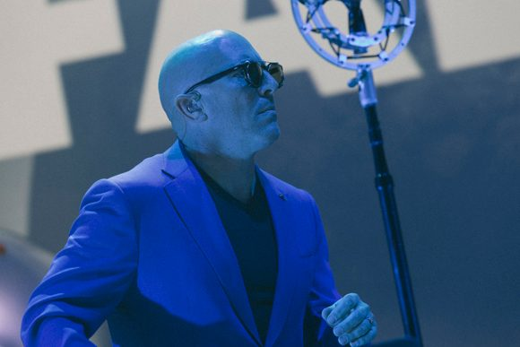 "Maynard James Keenan Vaguely Promises ""New Music Next Year"" During Metal Hammer Award Speech"