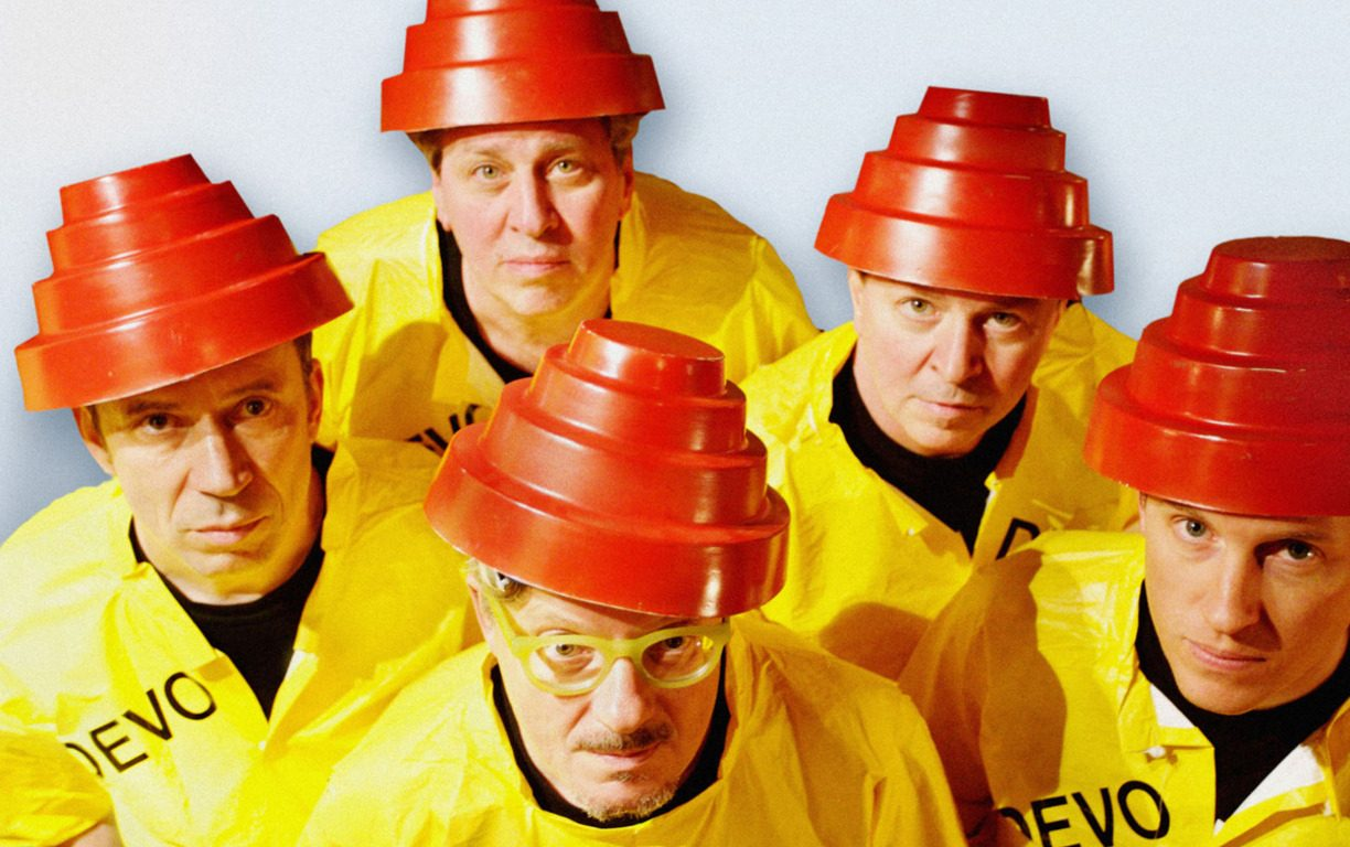DEVO Reveal Plans for Fall 2019 Farewell Tour Dates