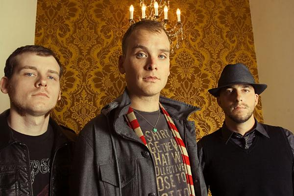 """Alkaline Trio Releases New Song """"Demon and Division"""" Off New Album Which Drops Friday"""