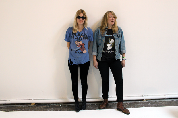 "LISTEN: Bleached Release New Song ""Sour Candy"""