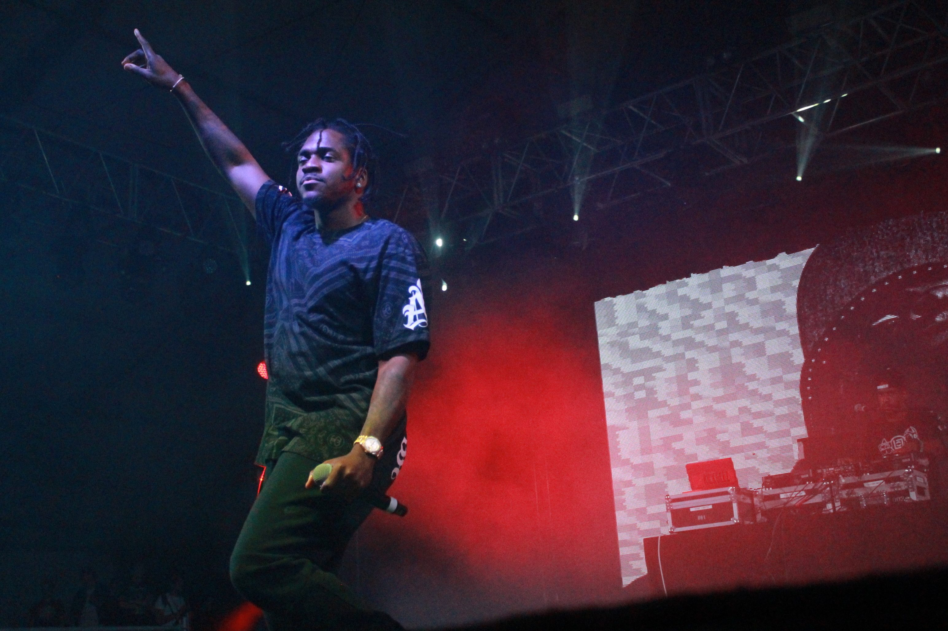 Pusha T @ The Fillmore 11/23