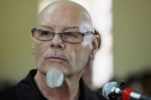 Gary Glitter Sentenced To 16 Years In Prison For Sex Abuse Conviction