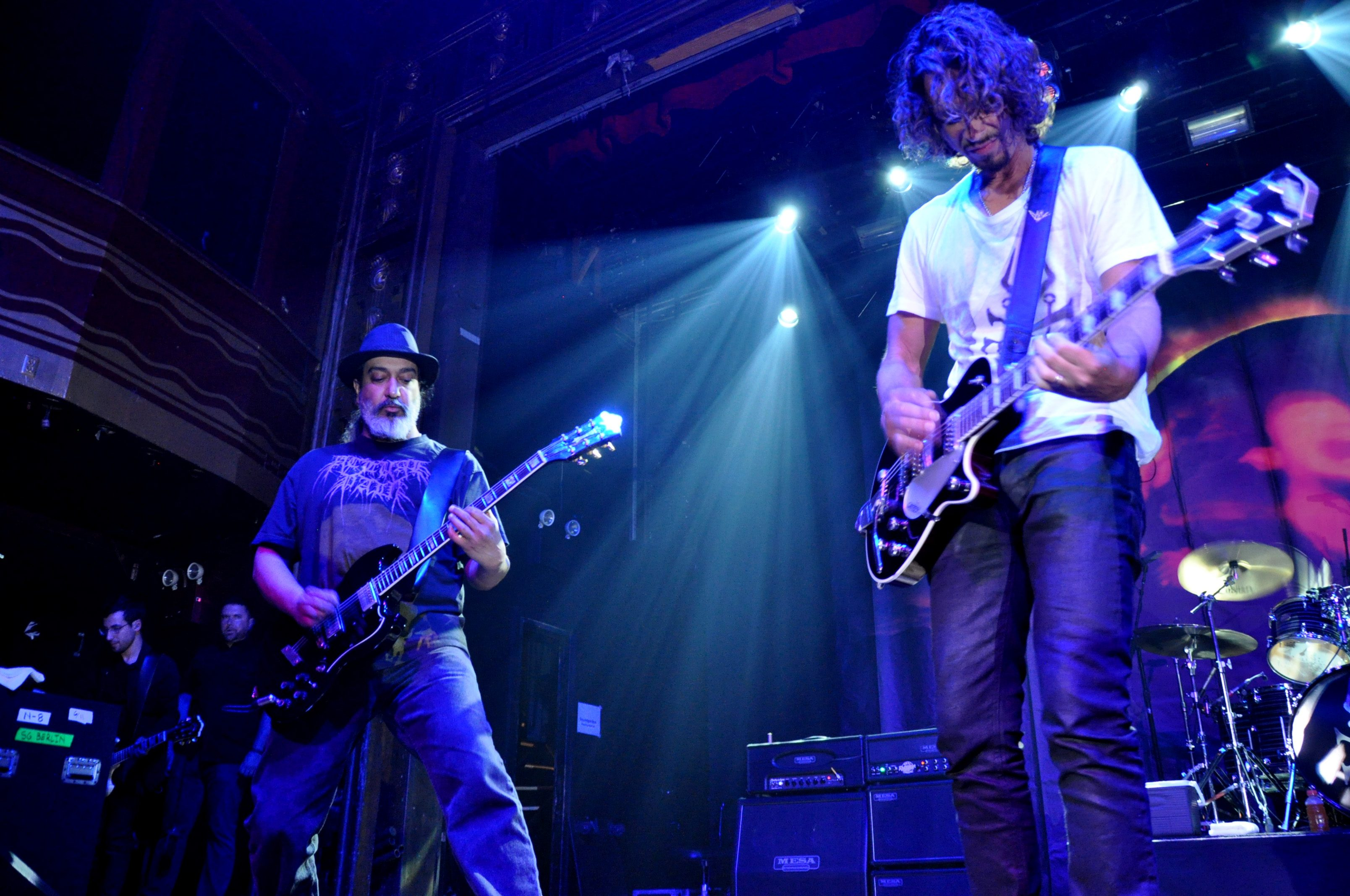 Soundgarden Announce New Concert Album, Shows and Film: Soundgarden: Live from the Artists Den For July 2019 Release