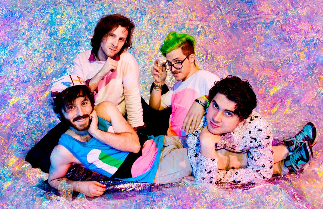 Anamanaguchi Signs with Polyvinyl and Announces New Album [USA] for October 2019 Release