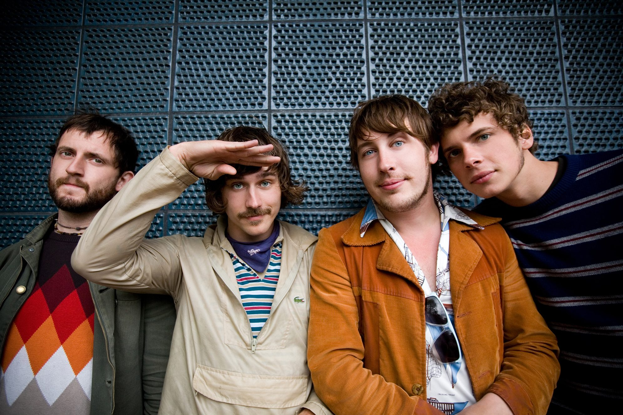 """Portugal. The Man Share Retro R&B Influenced Song """"So Young"""""""