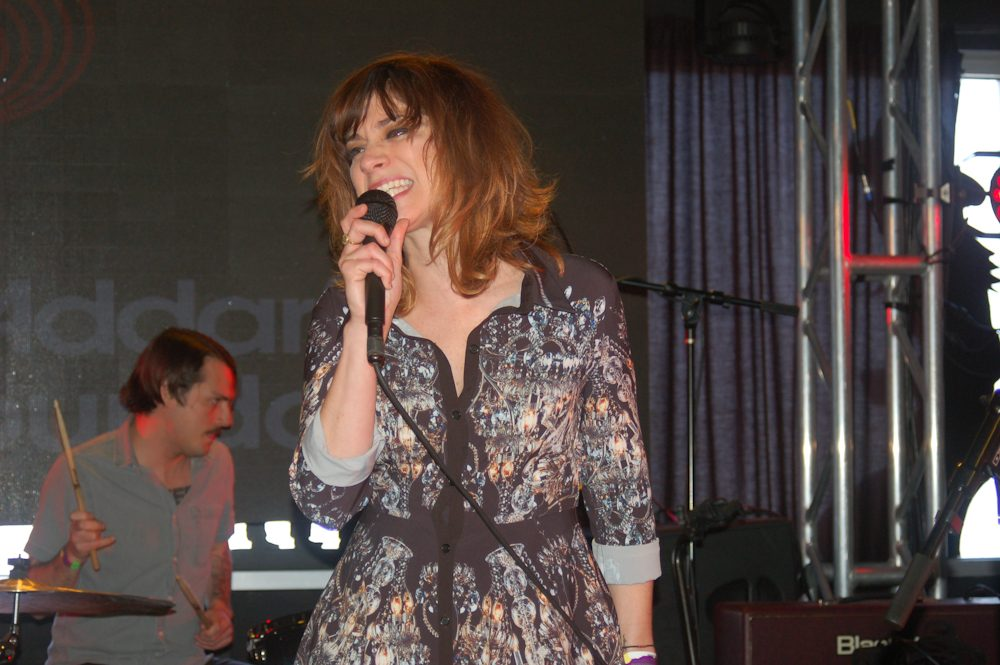 """Nicole Atkins Releases New Song """"Darkness Falls So Quiet"""""""