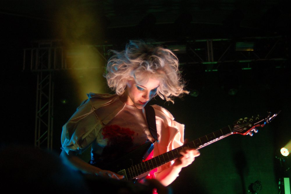 St. Vincent Announces Down And Out Downtown Live Streamed Concert Presented By Moment House