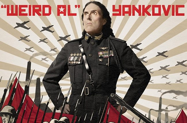 """Weird Al Announces """"Strings Attached"""" 2019 Tour Dates Accompanied by an Orchestra"""