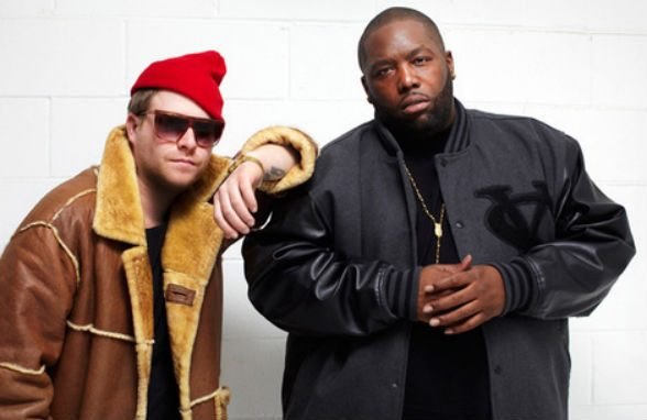 WATCH: Run The Jewels Perform For Banksy's Dismaland