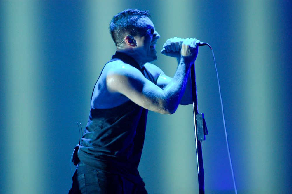 Trent Reznor Announces New Nine Inch Nails Material In 2016 - mxdwn ...