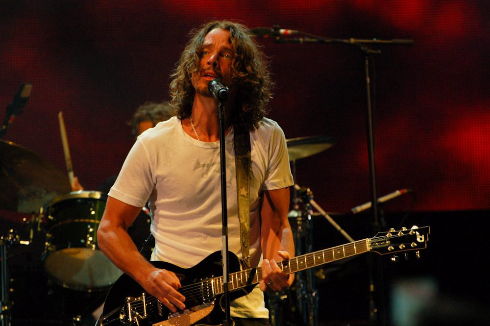 WATCH: Chris Cornell And Pearl Jam's Mike McCready Perform Temple Of The Dog And Mad Season Songs