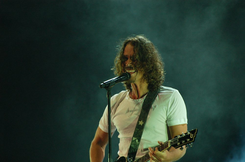 Chris Cornell's Final Studio Album No One Sings Like You Anymore with Covers Of John Lennon, Janis Joplin, Prince and More is Surprise-Released