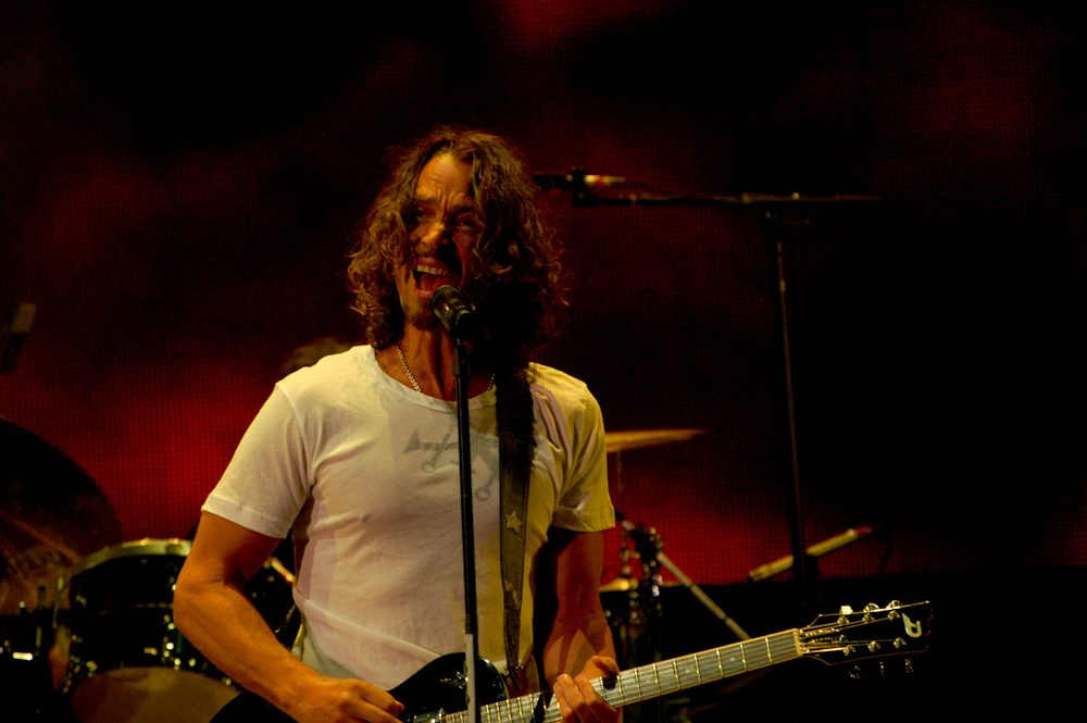 Soundgarden Sued by Chris Cornell's Wife Over Royalties and Unreleased Material