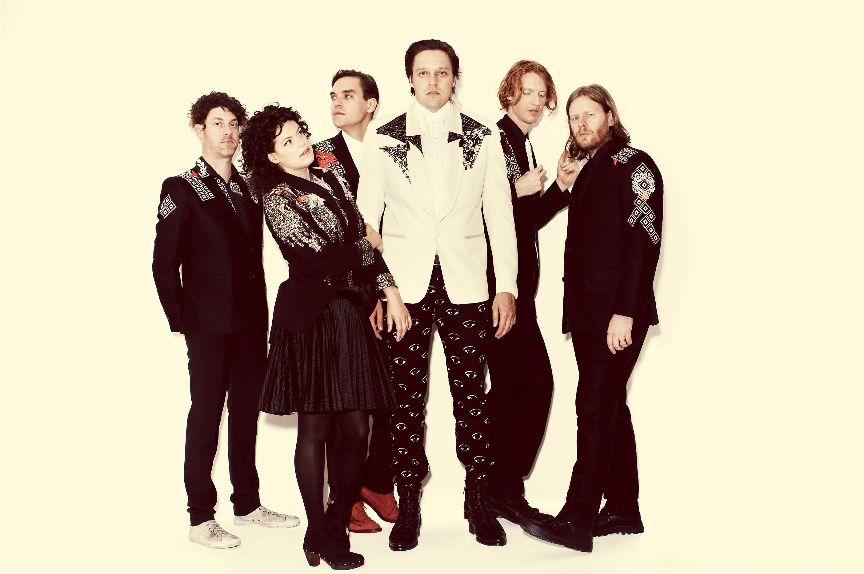 Arcade Fire's The Reflektor Tapes US Premiere at The Theatre at Ace Hotel