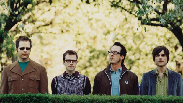 Weezer and Wavves Announce Split 7″