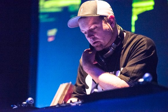 DJ Shadow Drops Surprise New EP The Mountain Has Fallen Featuring Nas and Danny Brown