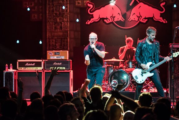 "Bad Religion Rails Against the Rise of a New Aristocracy on ""The Profane Rights Of Man"""
