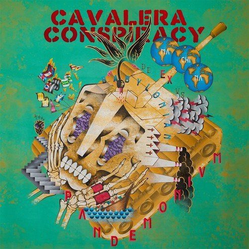 Cavalera Conspiracy Announces New Album Featuring Guest Appearance By Justin Broadrick of Godflesh