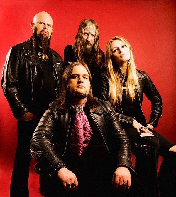 Electric Wizard Announces New Album Wizard Bloody Wizard for November 2017 Release