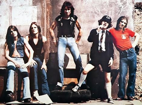 AC/DC's Bon Scott To Release Box Set with Previously Unheard Songs From Pre-AC/DC Band Fraternity