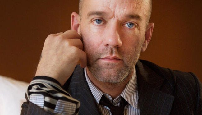 Michael Stipe Will Debut His Solo Music at Moogfest